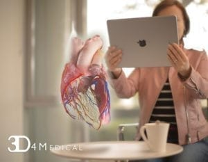 How 3D4Medical uses Augmented Reality to Explode the Future of Medical Learning
