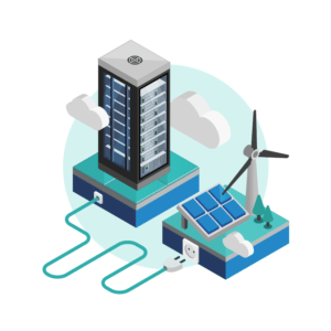 Sustainability and Data Centres