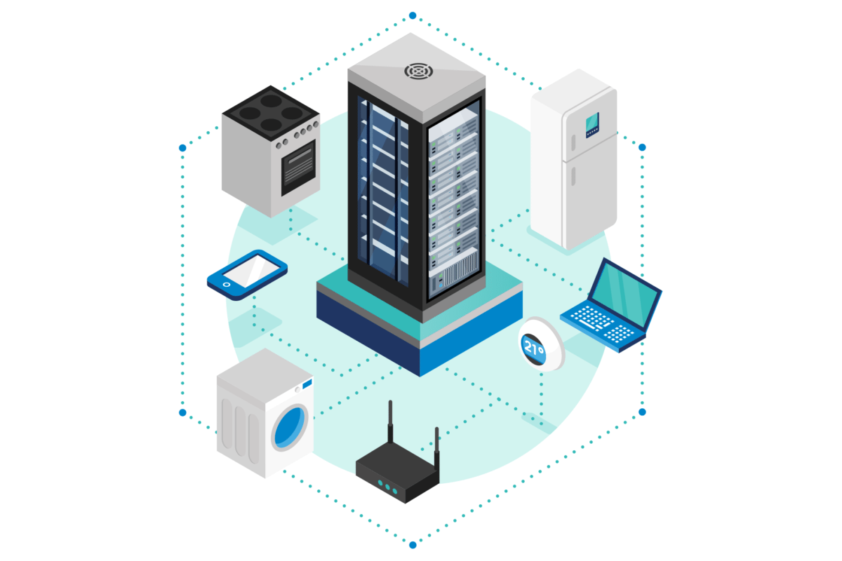 The Internet of Things (IoT) impact on data centre sector