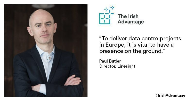"Butler describes the importance of the move, ""To deliver Data Centre projects in Europe, it is vital to have a presence on the ground, whether that is a subsidiary company, an office or a dedicated team based in the market."""