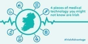 Four pieces of medical technology you might not know are Irish
