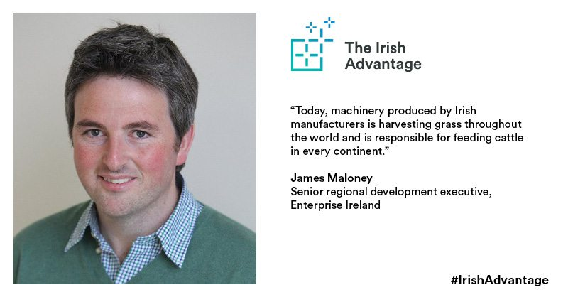 Ireland's role in the global agritech sector