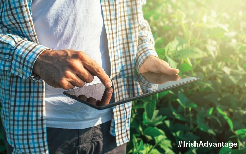 Glanbia shows Irish agritech leads the 'whey' in innovation