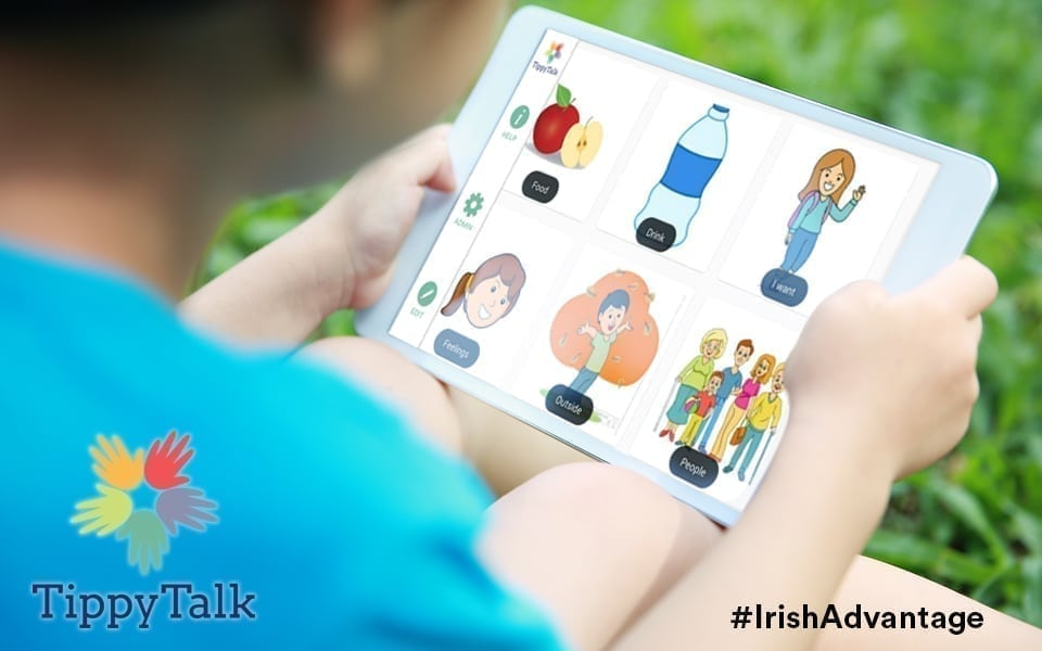 How a unique Irish invention is bringing non-verbal communications into the connected era