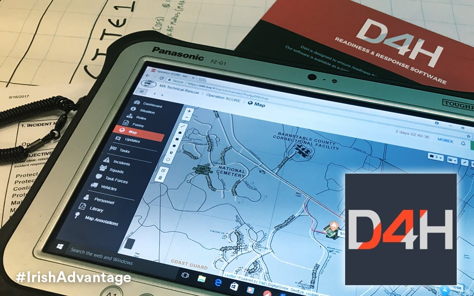 D4H pioneers life-saving solutions for rapid response teams around the world