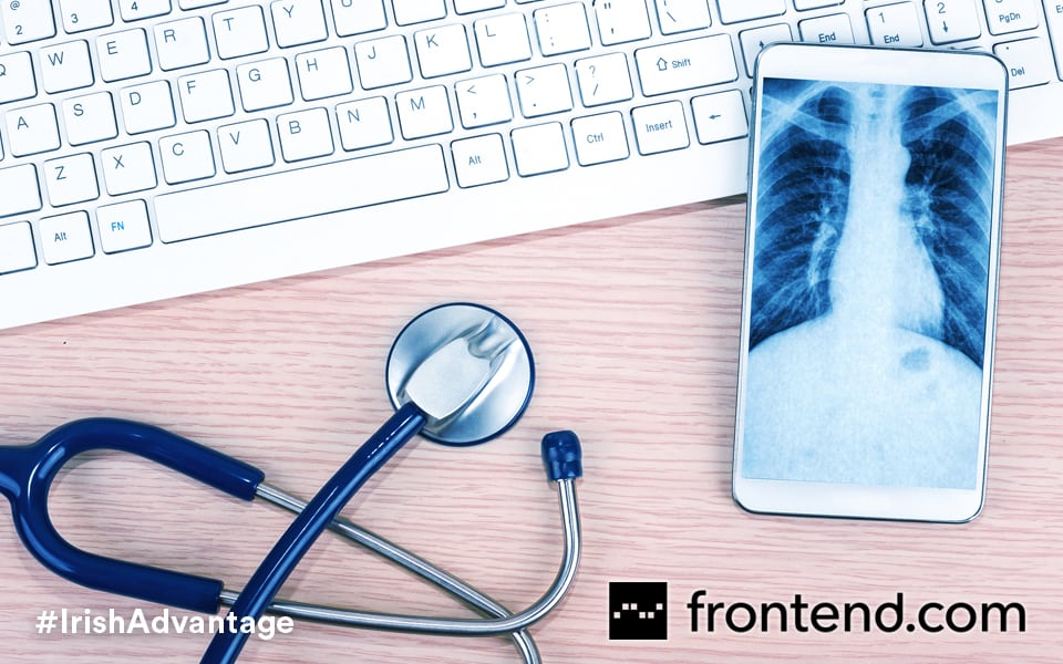 Frontend makes sense of the digital healthcare revolution