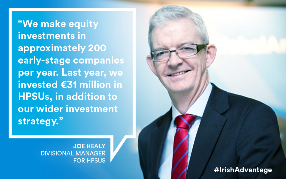Irish government agency paving path to success for start-ups