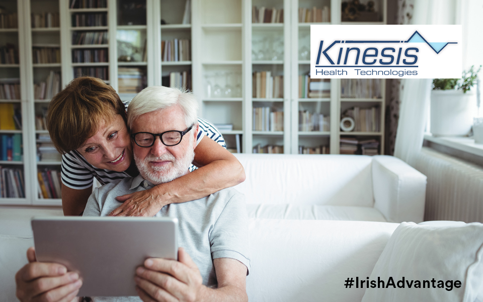 How Kinesis is working to improve the lives of older adults through innovative fall prevention solutions