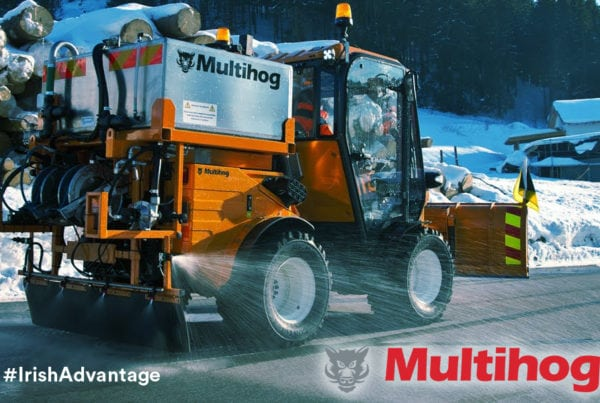 Multihog: Rich engineering and innovation heritage drives market leader