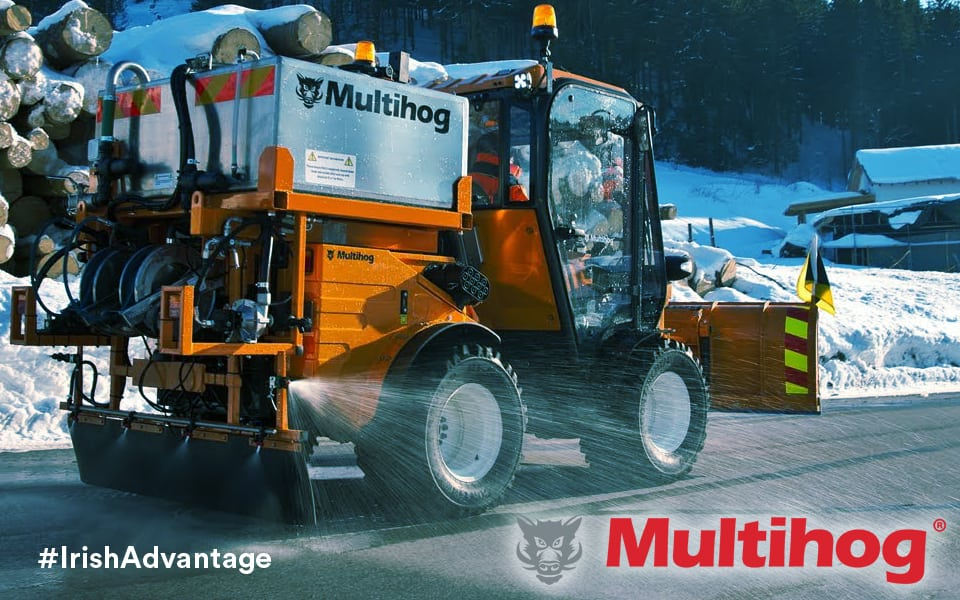 Multihog's rich engineering and innovation heritage drives a market leader