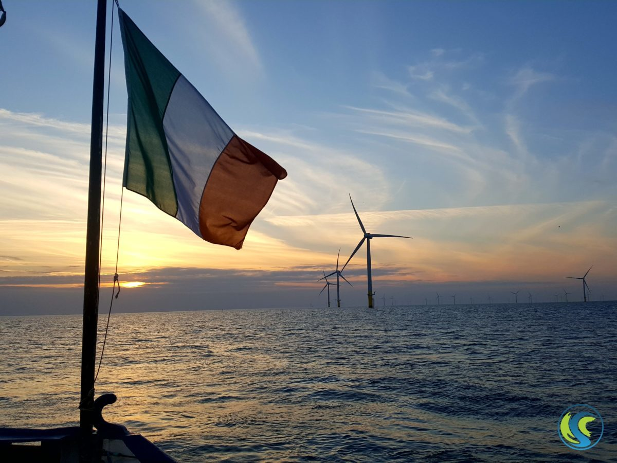 Irish companies ready to support growth of UK offshore wind industry