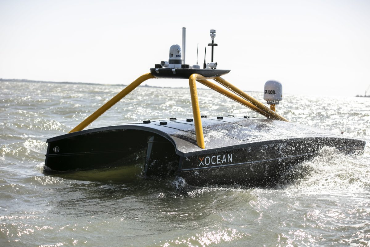 XOCEAN deploys unmanned robot fleet to map the world's oceans