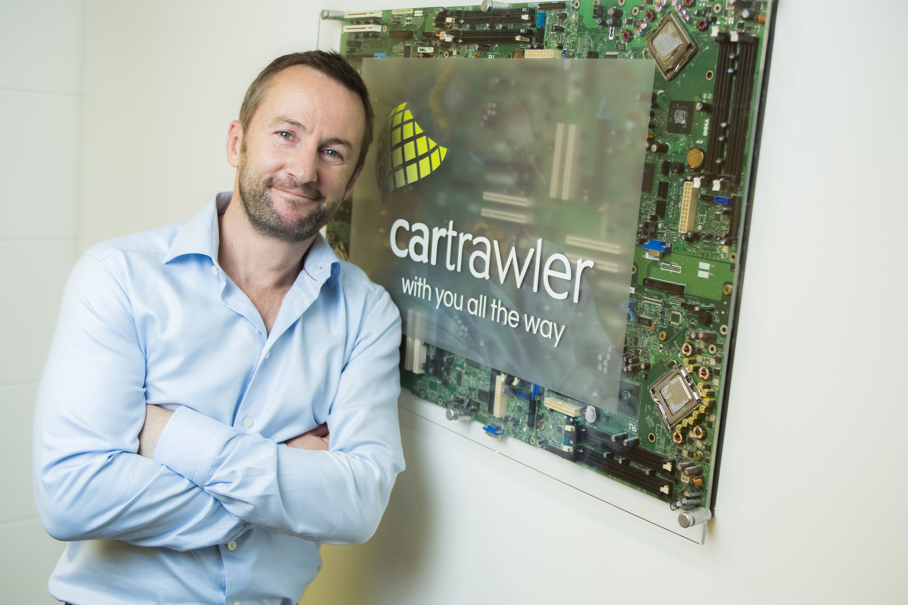 Technology that allows airline companies to offer a suite of ground transportation options to customers has made CarTrawler a world leader, while a focus on innovation helps it to constantly improve its product offering.