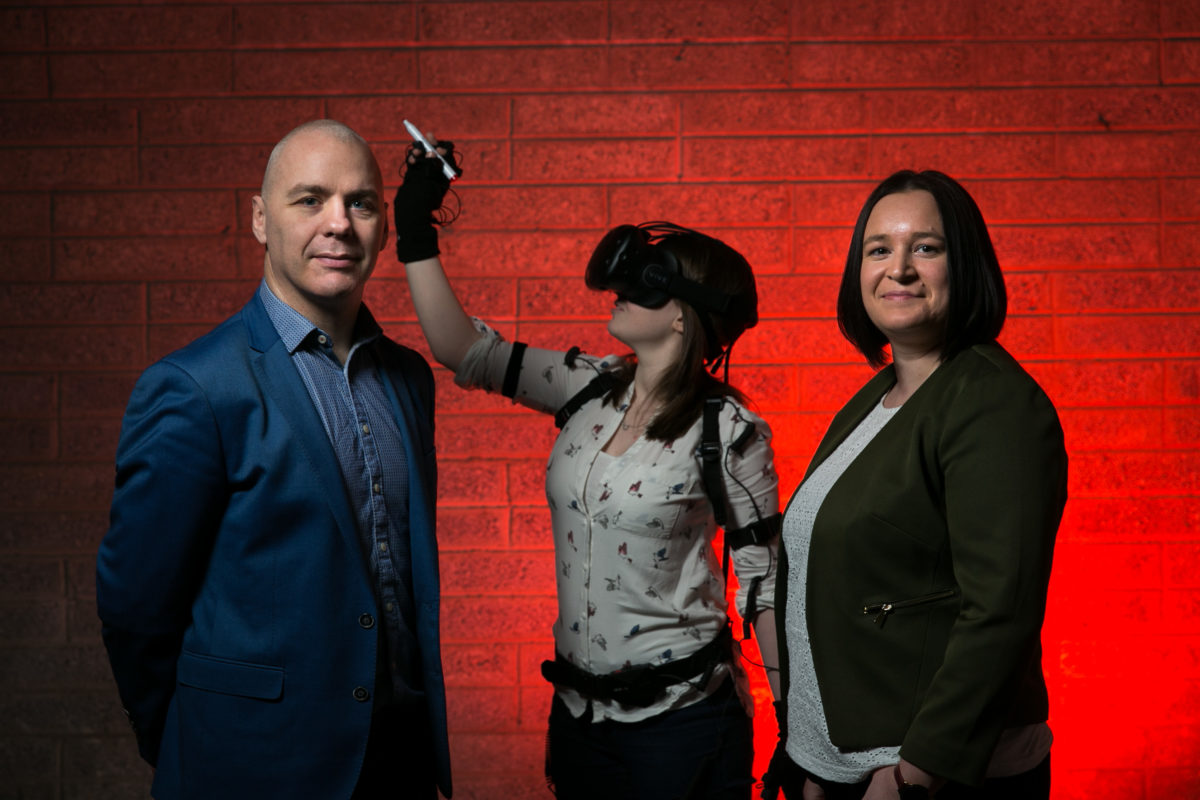 VR E­­ducation is driving leading-edge VR tech for immersive training and education