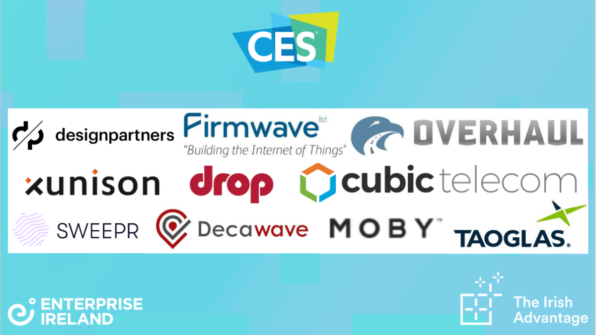 An innovative Irish tech presence at CES 2019