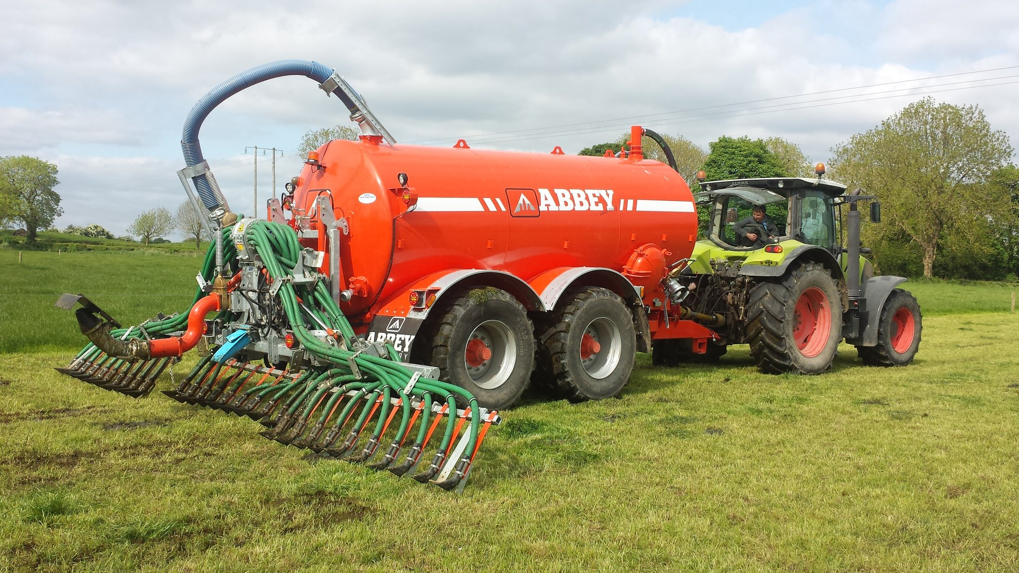 Abbey Machinery promotes Irish agritech innovation with 'total cow' management approach