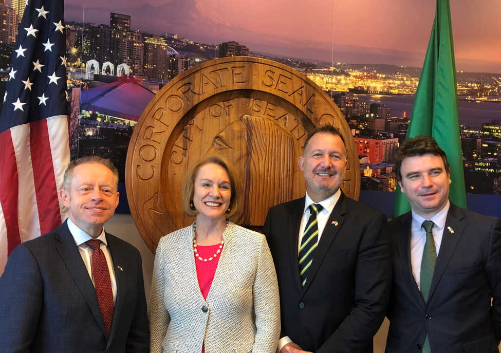 Enterprise Ireland to open new west coast office in Seattle, Washington