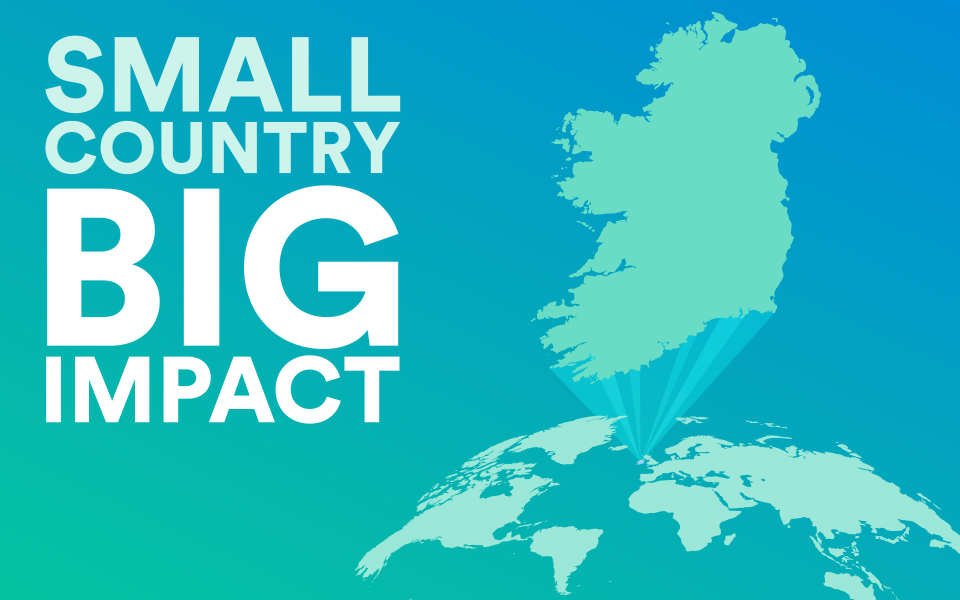 How one small country is having a global impact