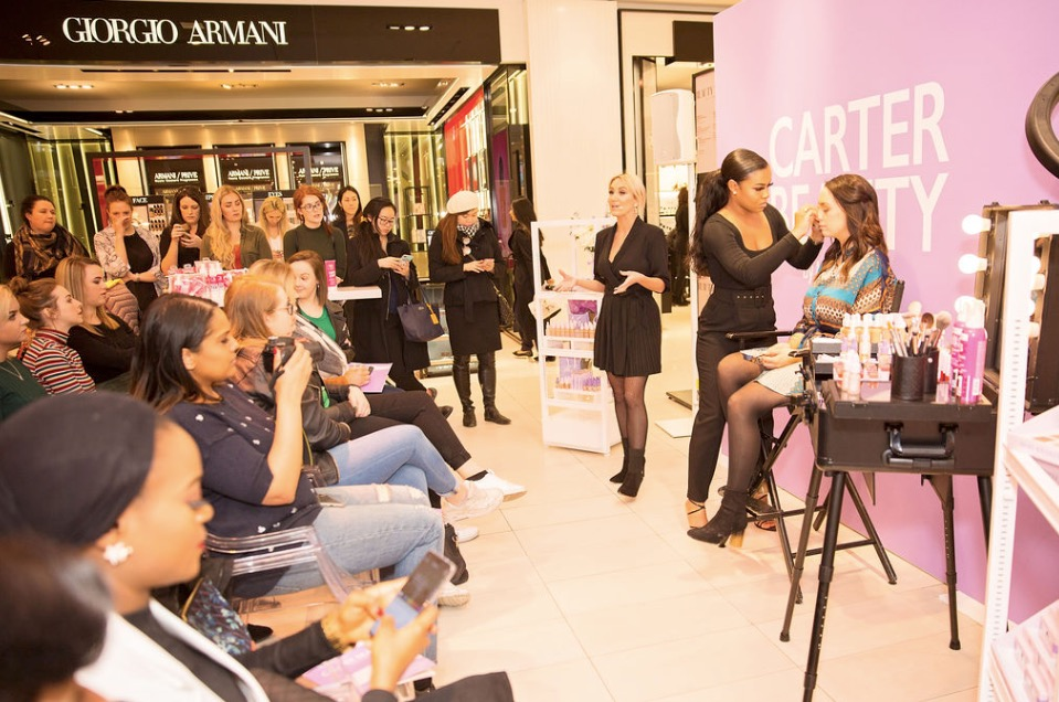From Kourtney Kardashian to the Canadian market, Carter Beauty is turning heads