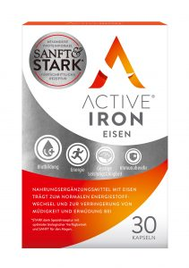 Irish healthcare and medicines development company Solvotrin Therapeutics has partnered with Roha APD to launch the ActiveIron brand in the German Pharmacy market this June.