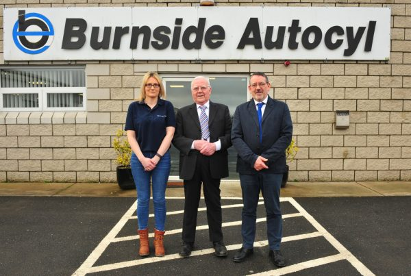 Humble but passionate beginnings lead Burnside Autocyl on journey to become global OEM auto supplier