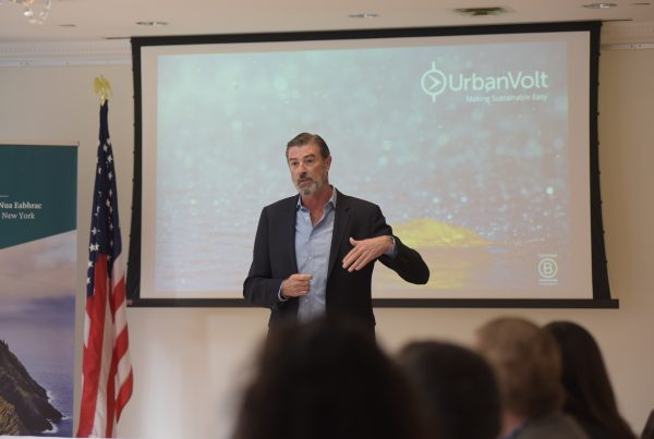 Kevin Maughan, CEO of UrbanVolt
